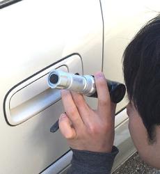 車のインロック開錠